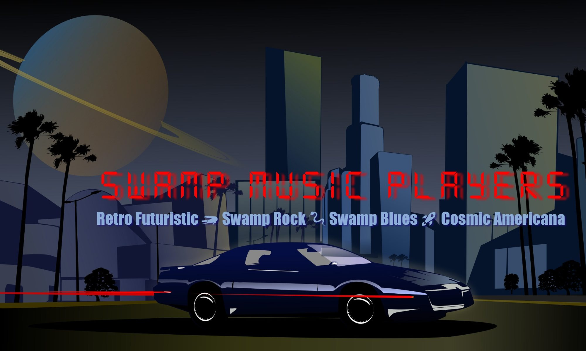 Swamp Music Players